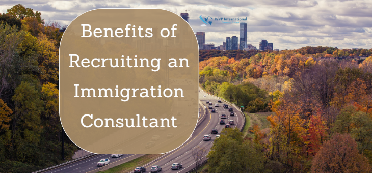 Benefits of Recruiting an Immigration Consultant