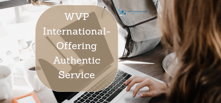 WVP International- Offering Authentic Service