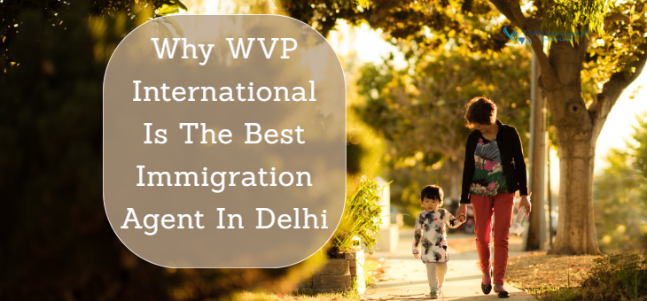 Why WVP International Is The Best Immigration Agent In Delhi